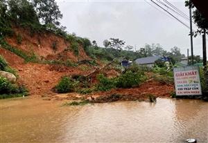 Lai Châu: Đẩy mạnh công tác chủ động ứng phó với mưa lũ, sạt lở đất