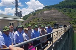 Lãnh đạo các tỉnh kiểm tra an ninh nguồn nước tại Đà Nẵng và Quảng Nam như thế nào