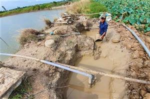 Nâng cao ứng phó nắng nóng, hạn hán và xâm nhập mặn tại Trung Bộ và các vùng Tây Nguyên