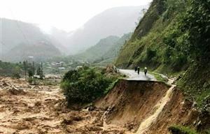 Các tỉnh vùng núi Bắc Bộ chủ động ứng phó mưa lớn, lũ quét, sạt lở đất tại