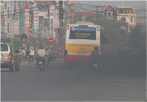 Thế giới : Cứ 9 người thì có 1 người chết vì ô nhiễm không khí