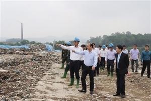 Hà Nội: Xây dựng nhà máy xử lý nước rỉ rác Xuân Sơn