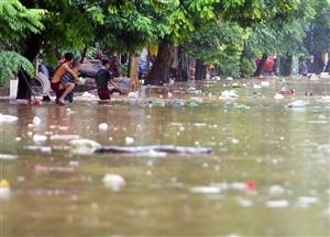 Hà Nội chi 25 tỷ đồng làm hồ ngầm chống ngập tại chợ Hàng Da, Hà Nội