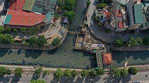 Hà Nội: Không gom được nước thải ngày càng ô nhiễm