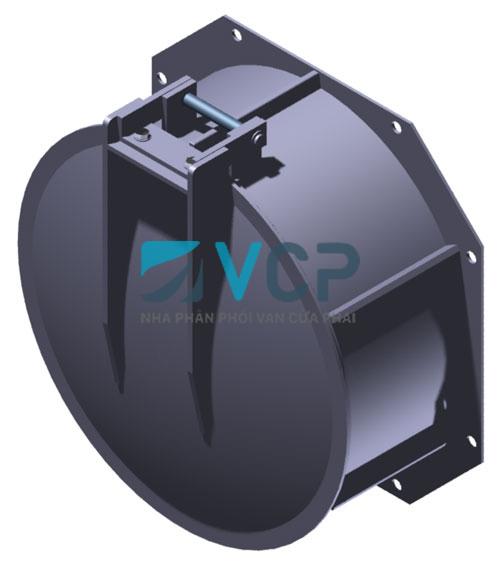 FLAPVALVE ATEC Cirtec DN300mm