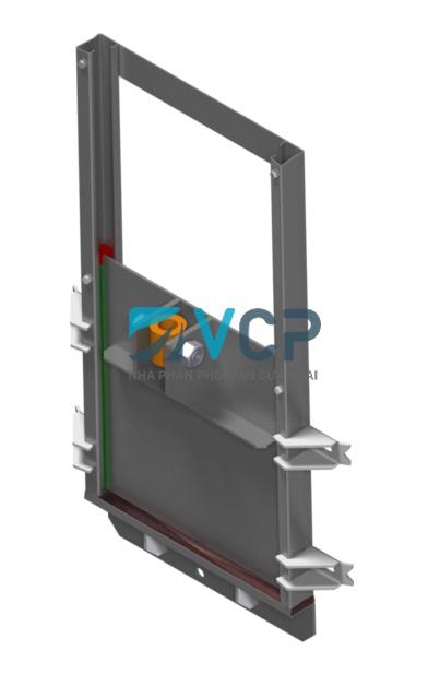 PENSTOCK ATEC Ecotec 250x250mm