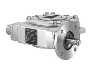 Hộp số giảm tốc thiết bị chuyển động một phần AUMA GS